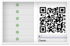 Génération des QR codes